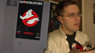 Ghostbusters (NES) - Angry Video Game Nerd (AVGN)