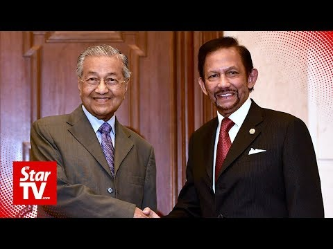 malaysia and brunei sign mou on movement of prisoners