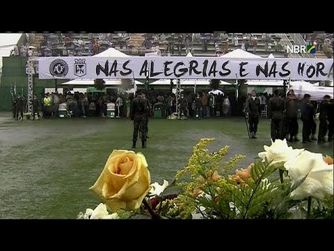 Βραζιλία: Το τελευταίο αντίο στους παίκτες της Σαπεκοένσε