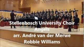 Angels - Robbie Williams, arr. André van der Merwe
