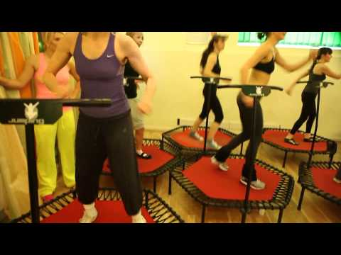 JUMPING PROMO in KIWI FITNESS - Ukraine