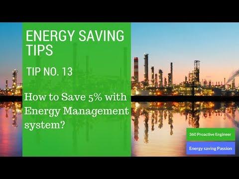 Energy Saving tip No 13 (Setting an Energy management system) (arabic version)
