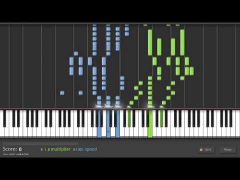 (Synthesia Piano) V3, from O2Jam, transcribed by me MUHAHAHA