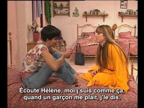 Hélène et les garçons (sous-titres) - La rencontre - Episode 1