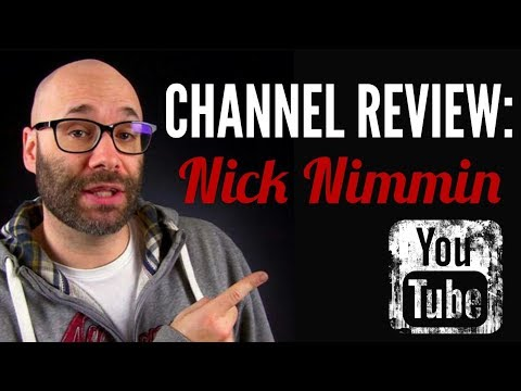 Channel Review: Nick Nimmin | This Dude's Opinion