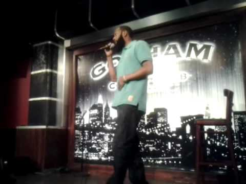 Felonious Munk Gotham Comedy Club NYC 7 12 12