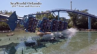 Take a detailed tour around SeaWorld Orlando.  SeaWorld Orlando is located in Orlando, Florida. Filmed in May 2017. Theme Park videos from all of Florida's theme parks on my channel: http://youtube.com/popsong1 Subscribe to my YouTube channel: http://www.youtube.com/subscription_center?add_user=popsong12nd Channel: http://youtube.com/iThemeParkTwitter http://twitter.com/iThemeParkFacebook http://facebook.com/iThemePark