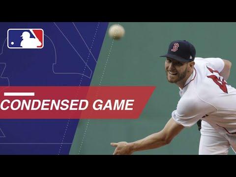 Condensed Game: TEX@BOS - 7/11/18