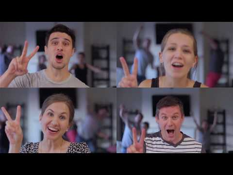 "The Murrays – ""Shut Up and Dance"" Parody – Walk the Moon"