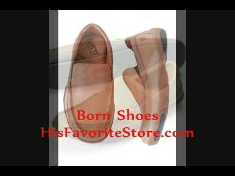 Men's Shoes, Born Shoes & Footwear