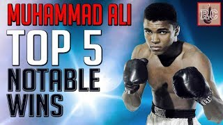 Video Muhammad Ali - Top 5 Notable Wins MP3, 3GP, MP4, WEBM, AVI, FLV Oktober 2018
