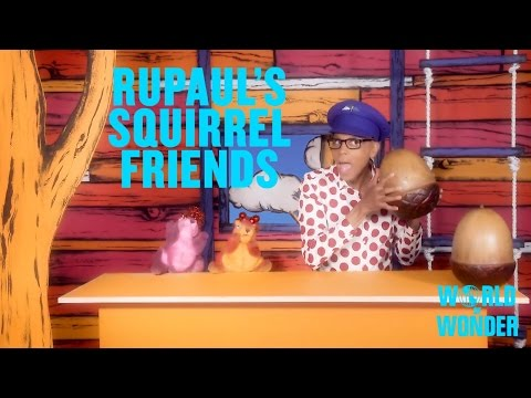 RuPaul's Squirrel Friends – iPhone Secrets