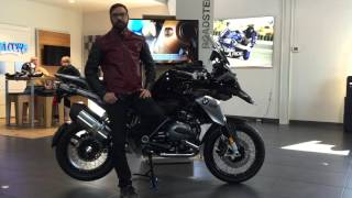 6. BIKE OF THE WEEK. BMW R 1200 GS TRIPLE BLACK