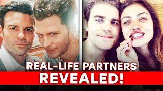Video The Originals: Real-life Couples Revealed | ⭐ OSSA MP3, 3GP, MP4, WEBM, AVI, FLV Februari 2019