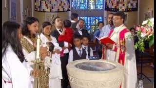 Talissa Maria Baptism Part 2