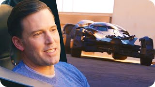 Video Ben Affleck Surprises Fans in the Batmobile // Omaze MP3, 3GP, MP4, WEBM, AVI, FLV Juni 2017