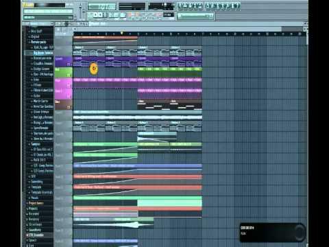 FL Studio 11 – How to make Electronic Dance Music 2014