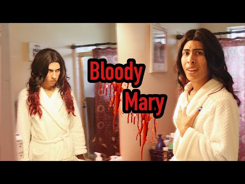 Karla Plays BLOODY MARY | Louie's Life