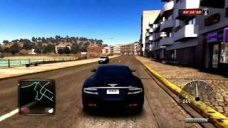 2011 Test Drive Unlimited 2: Aston Martin DBS Carbon Black Test Drive
