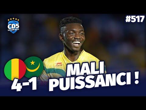 Mali vs Mauritanie (4-1) CAN 2019 - Débrief / Replay #517 - #CD5