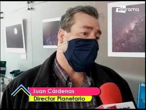 Planetario de Cuenca realiza exposiciones para la ciudadanía