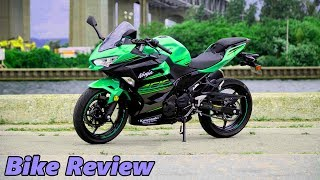 7. BEST First Bike?? 2018 Kawasaki Ninja 400 | Bike Review