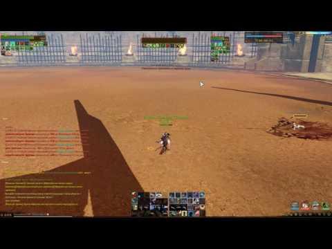 Archeage 2.5 Следопыт VS Разбойник (Шoк)