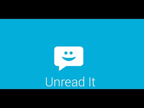 Video of Unread It - Unread any SMS