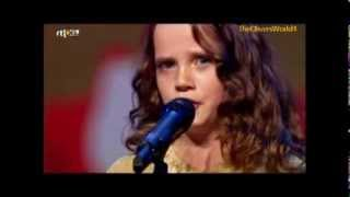 Amira Willighagen Complete Songs HOLLAND'S GOT TALENT 2013