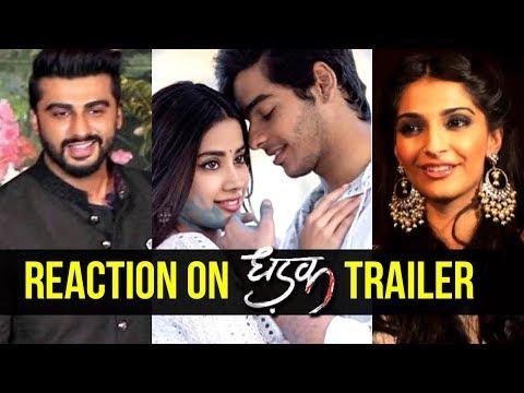 Dhadak Trailer : Sonam Kapoor, Arjun Kapoor, Alia