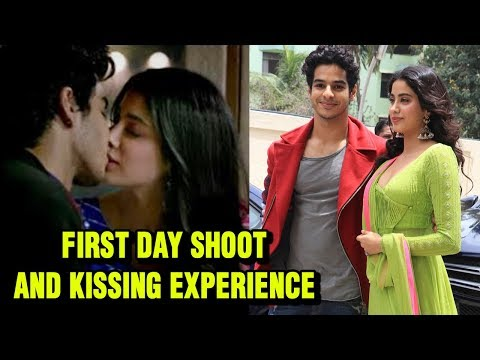 Janhvi Kapoor Ishan Khataar Shared Shooting Experi