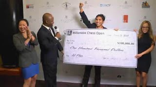 GM Wesley So Millionaire Chess 2014 Final Round