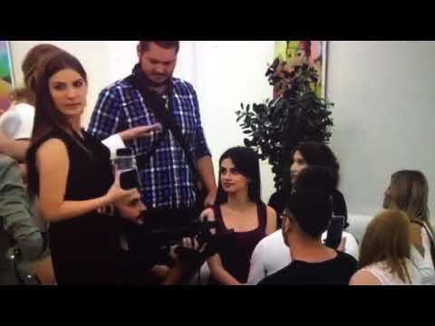 Novinarka htela da ukanali Kiju ali zeznula se 😂😂😂 (видео)