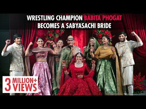 Babita Phogat's Bridal Journey | Band Baajaa Bride with Sabyasachi | Season 9 | EP 1 Sneak Peek