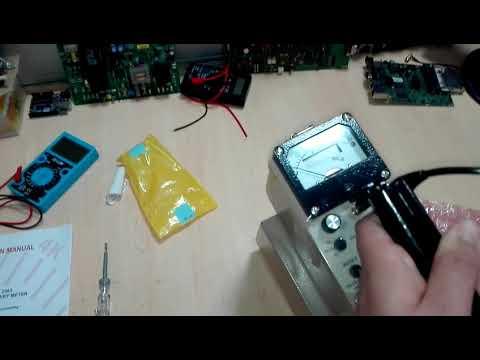 LUDLUM MODEL 2363 GAMMA-NEUTRON SURVEY METER جهاز المسح الاشعاعي