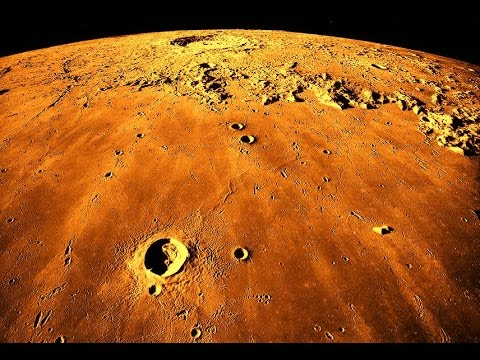 Largest Craters In The Solar System