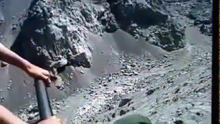 Kondisi lereng selatan Gunung Merapi, 2 tahun setelah letusan / erupsi tahun 2010
