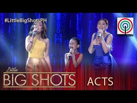 Little Big Shots Philippines: Jenny Mae | 8-year-old Biritera
