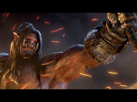 World of Warcraft: Warlords of Draenor Cinematic P…