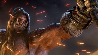 World of Warcraft: Warlords of Draenor Cinematic - YouTube