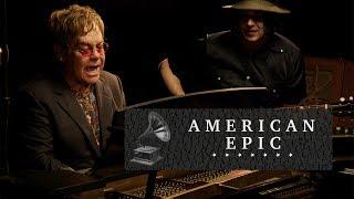 Elton John and Jack White - Two Fingers of Whiskey (BBC Arena: American Epic)