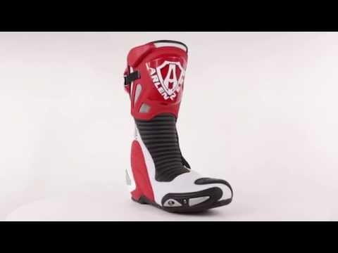 Arlen Ness Pro Shift Racing Boots