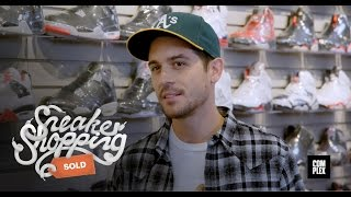 Video G-Eazy Goes Sneaker Shopping with Complex MP3, 3GP, MP4, WEBM, AVI, FLV Oktober 2018