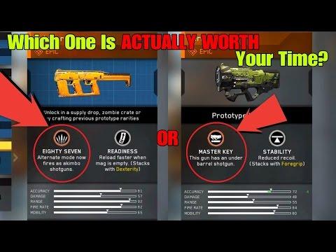 Epic - Type 2 (Butcher) vs. Epic - Erad (Cerberus) Call Of Duty: Infinite Warfare - Epic Vs. Epic