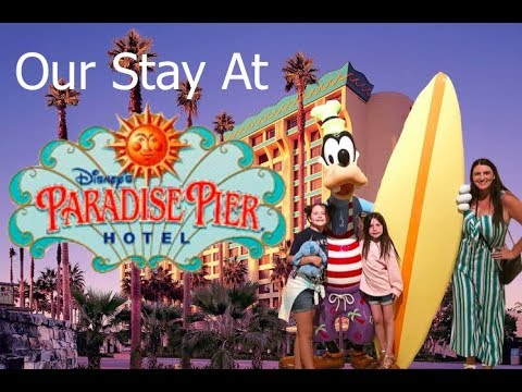 Our Summer 2018 Stay At Disney's Paradise Pier Hotel In Anaheim, California - Our Ordinary Life