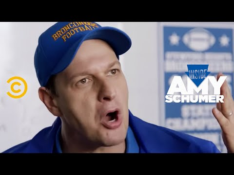 Inside Amy Schumer - Football Town Nights (ft. Josh Charles)