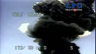 A  un año de la erupción del Volcán Chaparrastique