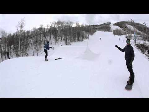 Skier Fail