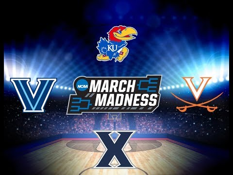 March Madness Bracket Predictions!