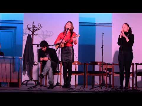 ანა მალაზონია და ქეთა წიკლაური-'''ფოთოლო''  (ვიდეო)